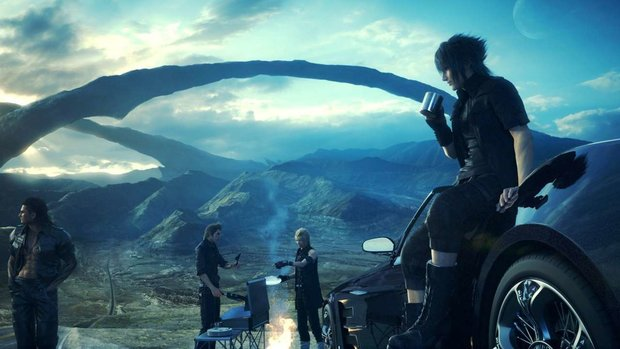 Final Fantasy 15: 2018 mit zahlreichen technischen Verbesserungen auf dem PC