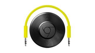 Knaller! Chromecast Audio für effektiv 2,95 Euro + 3 Hörbücher gratis