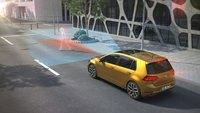 Neuer VW Golf VII fährt alleine – ein bisschen