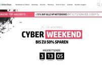 HP Black Friday und Cyber Weekend mit bis zu 50 Prozent Rabatt auf PCs, Laptops, Zubehör uvm.</b>