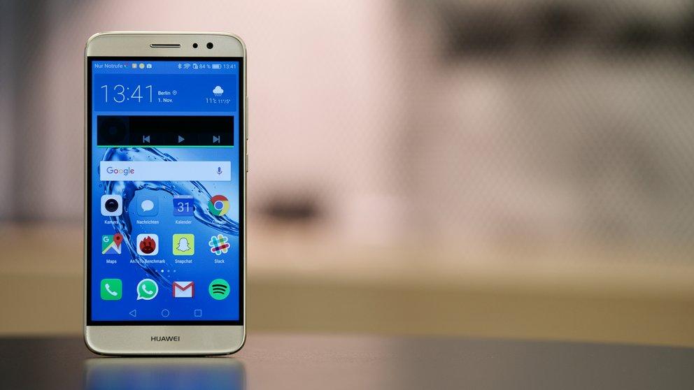 Huawei Nova Plus im Test: Weder hui noch pfui