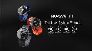 Huawei Fit: Das kann der Fitness-Tracker mit Smartwatch-Anleihen