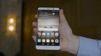 Huawei Mate 9 vorgestellt: Alle Infos und Video-Hands-On zum Phablet-Giganten