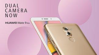 Huawei Mate 9 Lite vorgestellt: Honor 6X mit neuem Namen