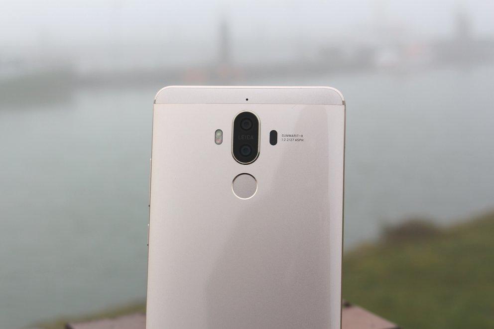 Huawei Mate 9 Test Kamera