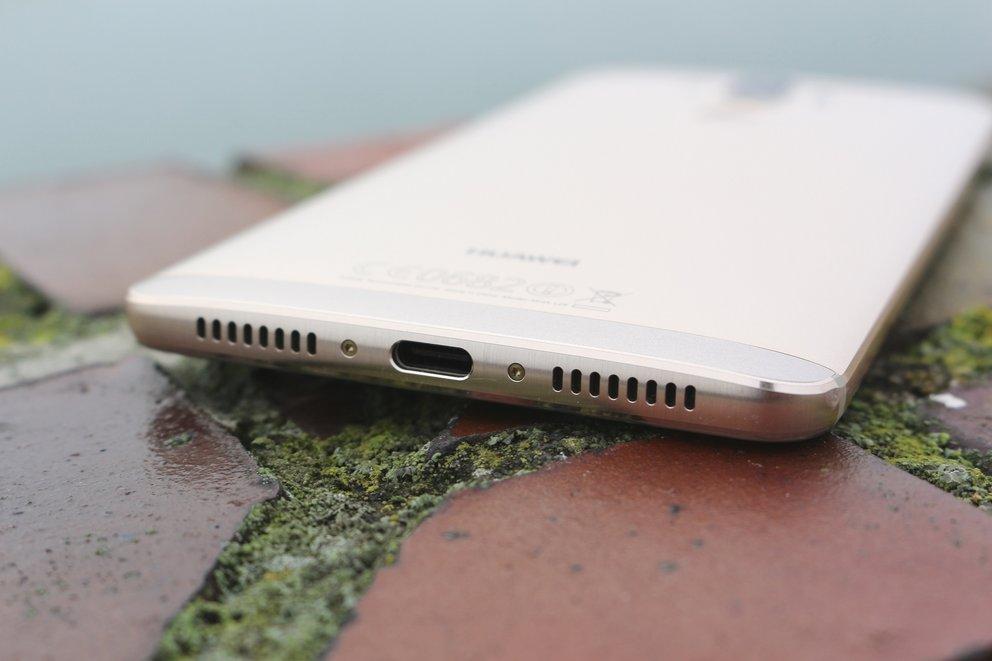Huawei Mate 9 Test Lautsprecher