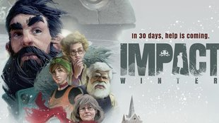 Impact Winter: Post-apokalyptisches Survival-Adventure mit tollem Trailer angekündigt