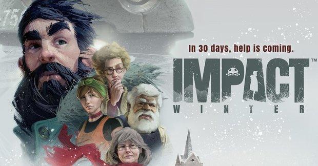 Impact Winter: Post-apokalyptisches Survival-Adventure mit tollem Trailer angekündigt