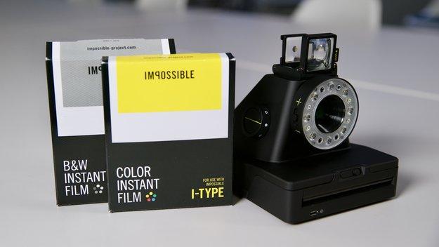 Polaroid neu gedacht: Sofortbildkamera I-1 im Test