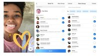 Instagram-Screenshot: Wer sieht die Benachrichtigung?