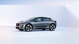 I-Pace: Jaguars Elektro-Angriff auf Tesla