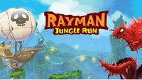 Rayman Jungle Run: Ab heute für 10 Cent im Play Store