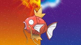 Pokémon Sonne & Mond: Dieser Spieler besiegt die Top Vier mit Karpador