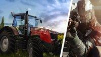 Der Landwirtschafts-Simulator 2017 ist bei Steam beliebter als Call of Duty: Infinite Warfare