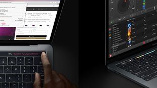 MacBook Pro: Touch Bar von Samsung, OLED-Displays für kommende Generationen