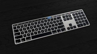 Konzeptbilder: So könnte ein Magic Keyboard mit Touch Bar aussehen