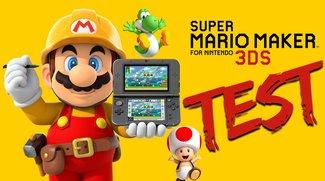 Super Mario Maker für 3DS im Test: Verschlimmbessertes Meisterwerk