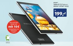 ALDI-Tablet: Medion Lifetab...
