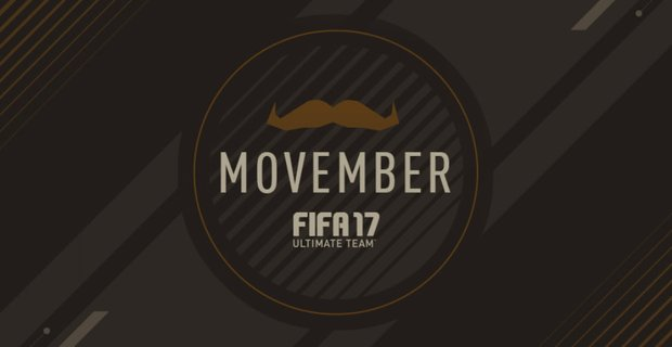 FIFA 17: Alle Movember-Karten in FUT