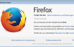 Mozilla Firefox Beta