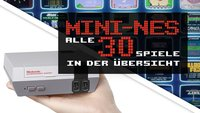 Nintendo Classic Mini NES: Diese 30 Spiele schicken Dich zurück in die Vergangenheit