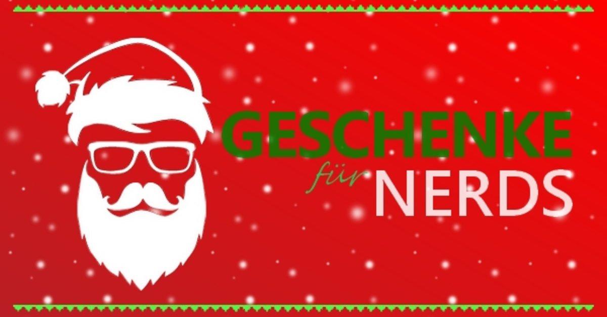 Geschenke für Nerds: Nützliche Gadgets & Geräte zu Weihnachten – GIGA