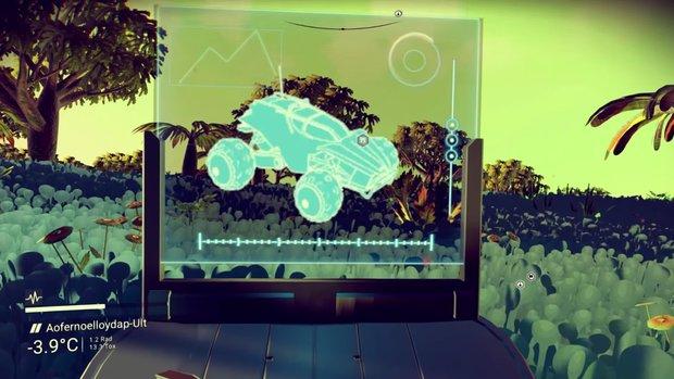 No Man's Sky: Foundation-Update birgt Hinweise auf Landfahrzeuge – und holt Spieler zurück