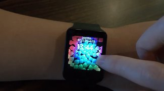Nokia Moonraker: Hands-On-Video zeigt alten Smartwatch-Prototypen