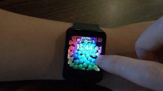 Nokia Moonraker: Hands-On-Video zeigt alten Smartwatch-Prototypen
