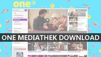 One Mediathek Download: Filme & Serien herunterladen