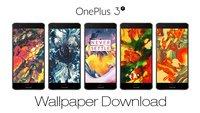 OnePlus 3T: Wallpaper stehen zum Download bereit