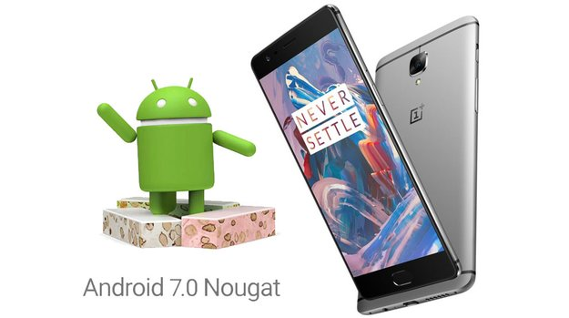 OnePlus 3 bekommt noch dieses Jahr Android 7.0 Nougat