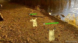 PokeLens ist genau das, was Du Dir von Pokémon Go erhofft hast