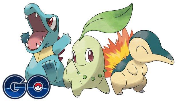 Pokémon GO: Hinweise auf Taschenmonster der zweiten Generation und Ditto