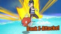 Pokémon Sonne & Mond: Platscher könnte endlich einen Nutzen haben
