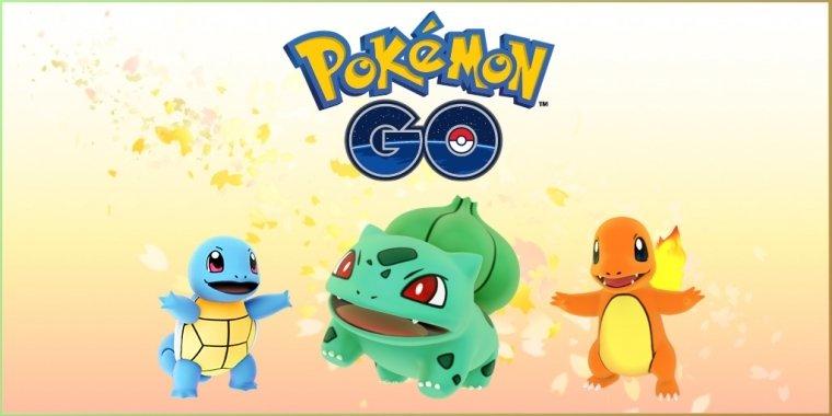 Pokemon Go erntedank event