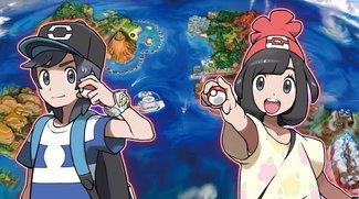Pokémon Sonne und Mond: Bisher bester Verkaufsstart für Nintendo in Europa und den USA