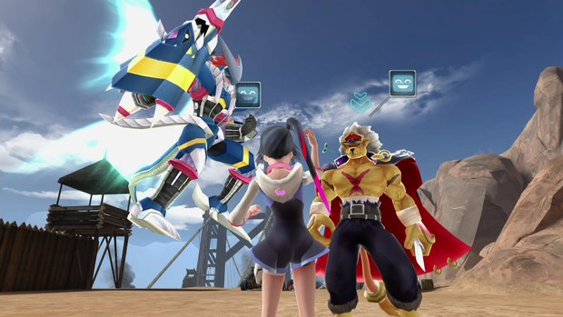 Digimon World: Next Order lässt Dich Digimon verschmelzen wie Transformers