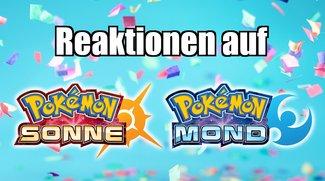 Pokémon Sonne und Mond: So reagiert das Netz auf die neuen Pokémon-Teile