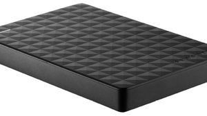 Seagate Expansion Portable 5 TB günstig kaufen: Kompakte externe Festplatte gerade stark reduziert