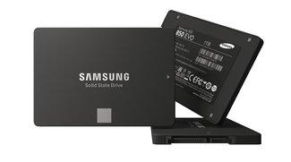 Adventskalender Tag 3: Gewinne 1 von 3 Samsung SSD 850 EVO!