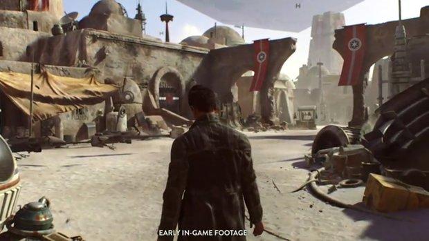 Star Wars: Was das neue Action-Adventure von EA mit Uncharted verbindet