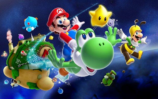 Super Mario Galaxy 3: Hinweise auf mehrere Mario-Spiele aufgetaucht