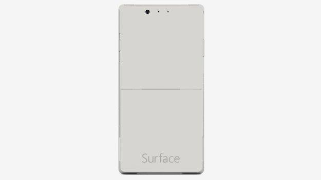 Surface Phone: Auftragsfertiger ist bereit für Testproduktion