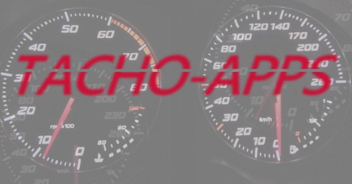 Gps Entfernungsmesser App : Tacho apps geschwindigkeit per gps messen fahrrad auto