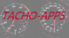 Tacho Apps: Geschwindigkeit per GPS messen (Fahrrad & Auto)