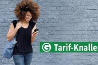 Allnet- & SMS-Flat, 4 GB LTE, EU-Roaming + Extras für 12,99 Euro pro Monat + 36 Euro Cashback (keine Datenautomatik!)