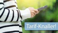 Tarif-Knaller im Vodafone-Netz: 2 GB Datenvolumen für 4,99 € pro Monat