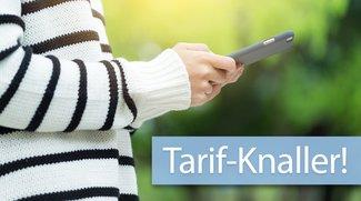 Tarif-Knaller! 3,95 Euro pro Monat für 100 Minuten, 100 SMS & 1 GB Internet-Flat im D-Netz *nur heute noch*