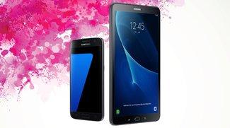 Samsung Galaxy S7 + Tab A 10.1 im Telekom MagentaMobil S oder M ab 42,45 € pro Monat